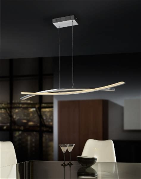 lampara de techo led moderna linur  salon moderno