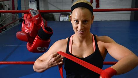 A basic schedule of a typical day in my average training week. Berowra boxer Kaye Scott, 30, 'gutted' after being knocked ...