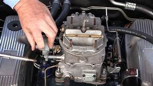 Episode 104 Carburetor Choke Set Up And Pcv Autorestomod