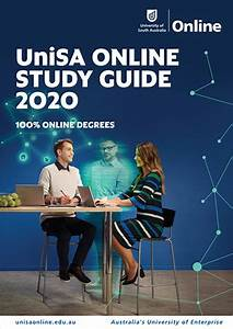 Study Guide Brochures - Study At Unisa