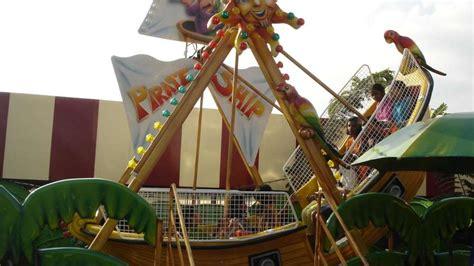 Flying Boat Wonderla by Mini Pirate Ship At Wonderla Amusement Park Bangalore