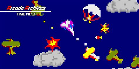 Arcade Archives Time Pilot Nintendo Switch Download