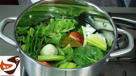 come si cucina il brodo come fare il brodo vegetale ricette di cucina italiana