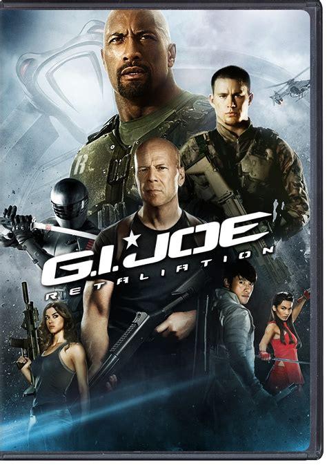 gi joe retaliation dvd release date july