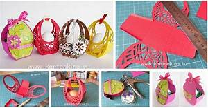 DIY Paper Easter Basket UsefulDIY com