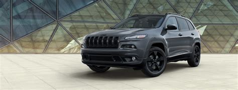 2018 Jeep Cherokee High Altitude Limited Edition Suv
