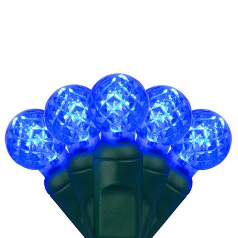 led christmas lights 70 g12 blue led string lights 4