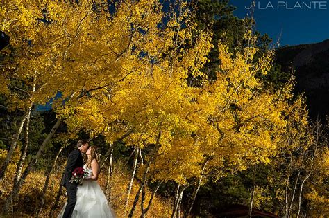 fall wedding  della terra  la plante photo estes