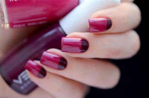deco ongle gel facile nail modele simple nail ideas