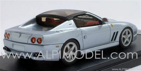bbr Ferrari 575 SuperAmerica 2004 closed roof (Grigio ...