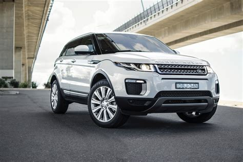 Cars With The Range by 2016 Range Rover Evoque Si4 Review Caradvice