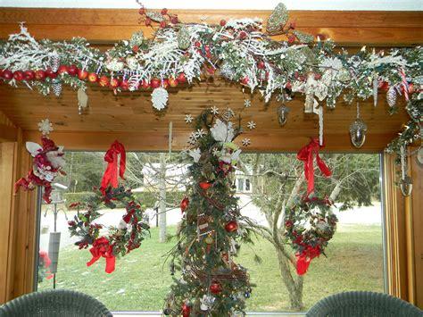 icy winter wonderland decorations christmas tree