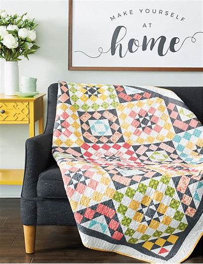 Quilt Quilts Combinations Scrappy Quilting Patchwork Shopmartingale