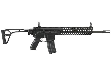 Sig Sauer MCX 300 Blackout Semi Automatic Rifle with 5 ...