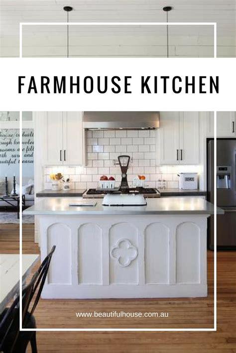 farmhouse kitchen chip joanna gaines beautiful house