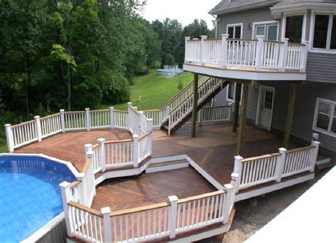 ipetropical hardwood decking decks  fences  ryan