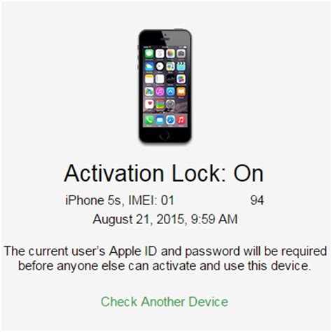 iphone activation lock how to protect your iphone with activation lock