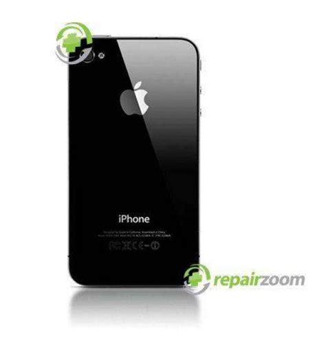 iphone 4s back glass replacement iphone 4 back glass replacement black Iphon