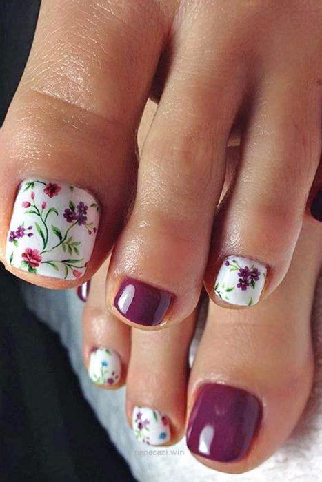 Decoración de uñas sencillas, elegantes si buscas un diseño de uñas elegantes para el pie, este particularmente me encanto, no es tan sofisticado, pero me gustan los tonos seleccionados. Pin on Uñas
