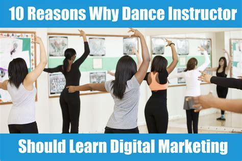 learn digital marketing 10 reasons why instructor should learn digital