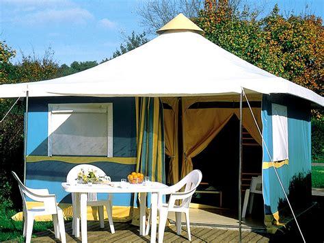 toile de tente 3 chambres location tente équipée pas cher les sables d 39 olonne