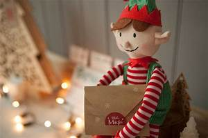 Boy Christmas Elf Toy And Magical Reward Kit By Big Little