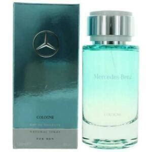 The famous automobile company decided to reach out to men's fashion and fragrance territory and launched the mercedes benz accessories in 2012. Mercedes Benz Cologne Eau De Toilette | eBay