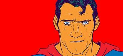Superman Gifs Batman Vs Giphy Rock Scissors