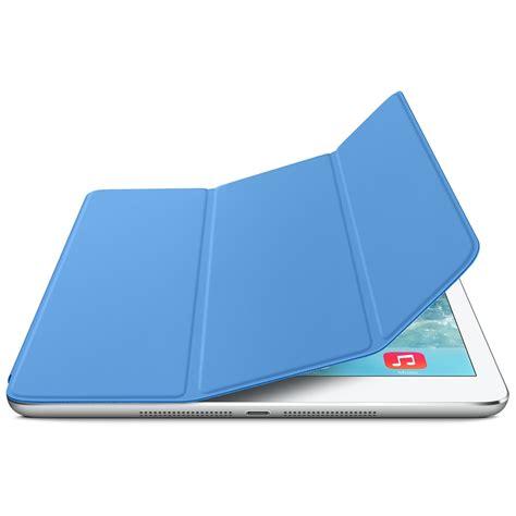 pc bureau ecran tactile apple air smart cover bleu accessoires tablette