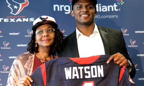 deshaun watson told    meant    surprise