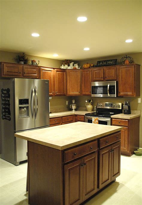 how far should recessed lights be from cabinets kitchen lights best kitchen can lights ideas kitchen can