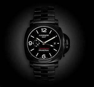 Panerai GMT: Hayemaker   Titan Black  Black