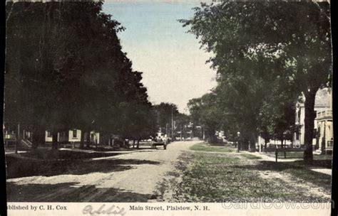 main street view plaistow nh