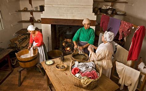 Laundries, Largest Buildings in the Eighteenth Century