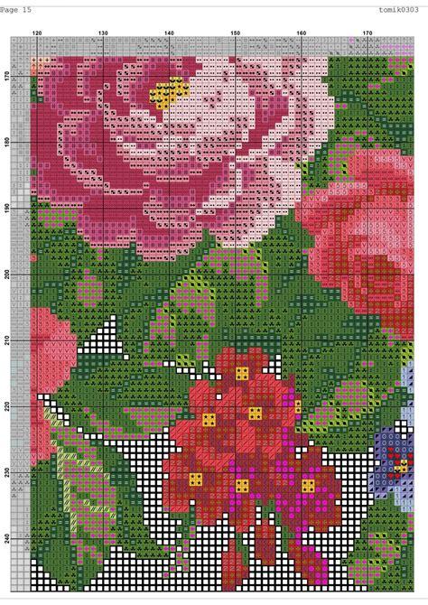 free cross stitch pattern retro bag diy 100 ideas