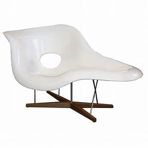 Charles Eames QuotLa Chaisequot Lounge Chair By Vitra At 1stdibs