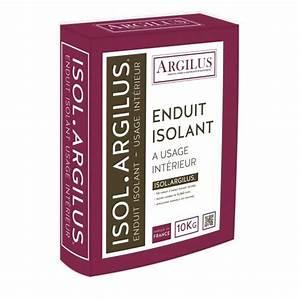 Enduit Garnissant Tout Pret : isol 39 argilus enduit d 39 argile isolant int rieur acheter ~ Premium-room.com Idées de Décoration