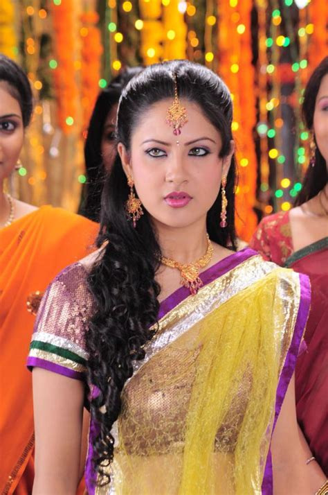 Pooja Bose Star Plus And Telugu Film Actress Latest Hot