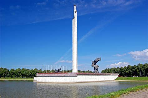 Uzvaras parks (Victory Park) » LiveRiga