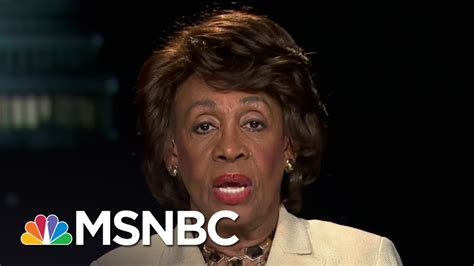 maxine waters blasts bill oreilly   james brown