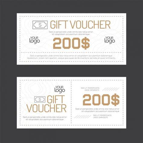 gift voucher design  vector graphic design gift