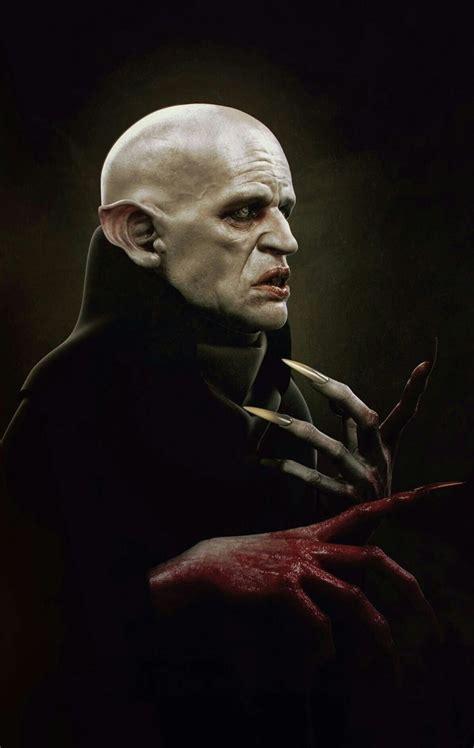 nosferatu horror characters vampire masquerade horror art