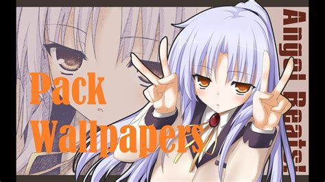 angel beats  wallpapers pack anime wallpapers hd