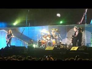 Images Of Metallica And Justice For All Live