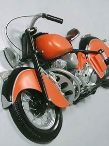 Moto Style Harley : moto style harley d cors usa fifties ~ Medecine-chirurgie-esthetiques.com Avis de Voitures