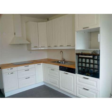 meuble de cuisine ikea blanc cuisine ikea offres mai clasf