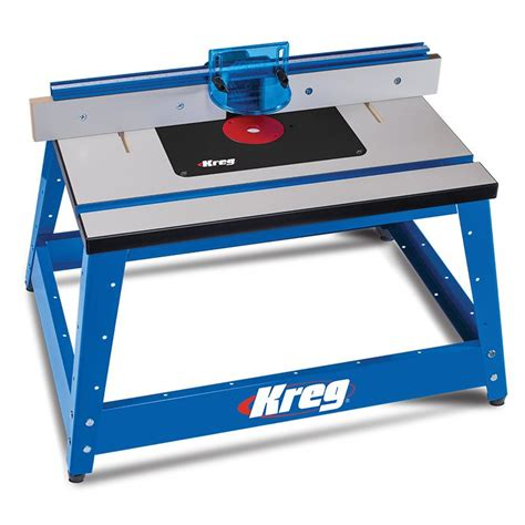 router table benchtop router table kreg tool company