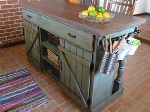 Ana White Farmhouse Kitchen Island - DIY Projects