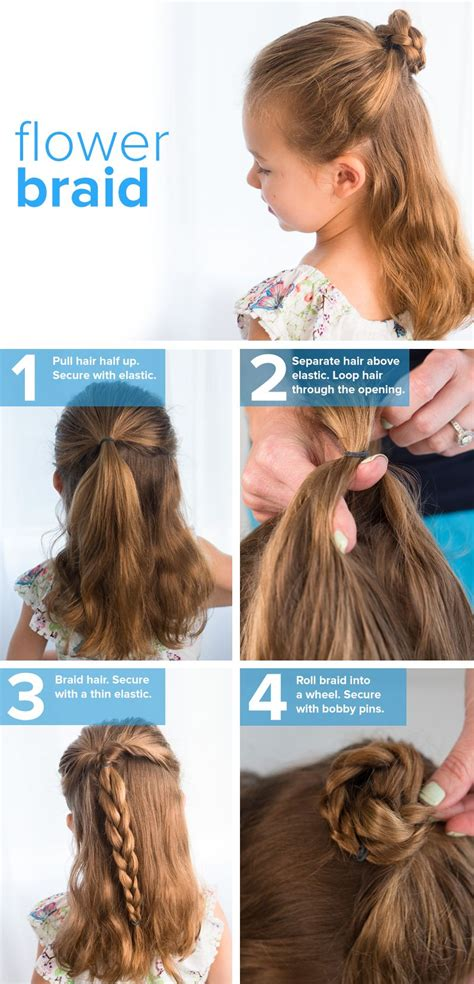easy   school hairstyles  girls medium hair