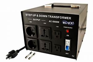 Regvolt Ac Down Voltage Converter Transformer